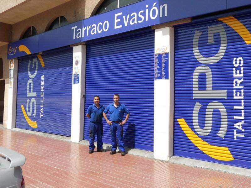Tarraco Evasión en Tarragona